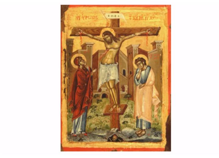 Зачем распялся Христос